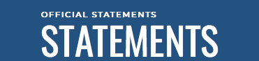 Official Statements of the Seventh-day Adventist Church