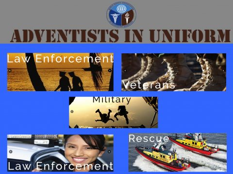 SDA Law Enforcement, Military, and 1st Responders